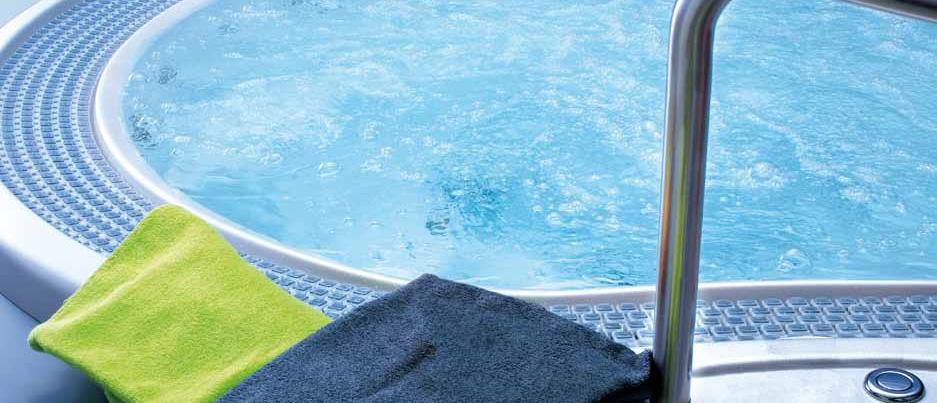 griglie per piscina
